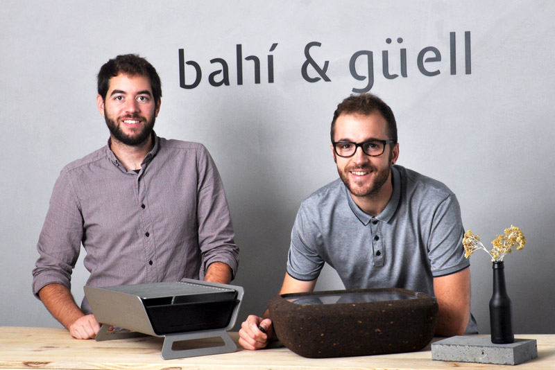 Jordi Bahí i Jordi Güell